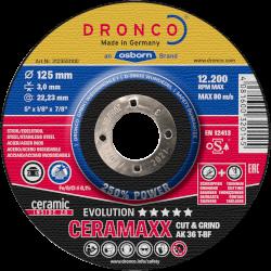 Lihvketas metallile Dronco Evolution
