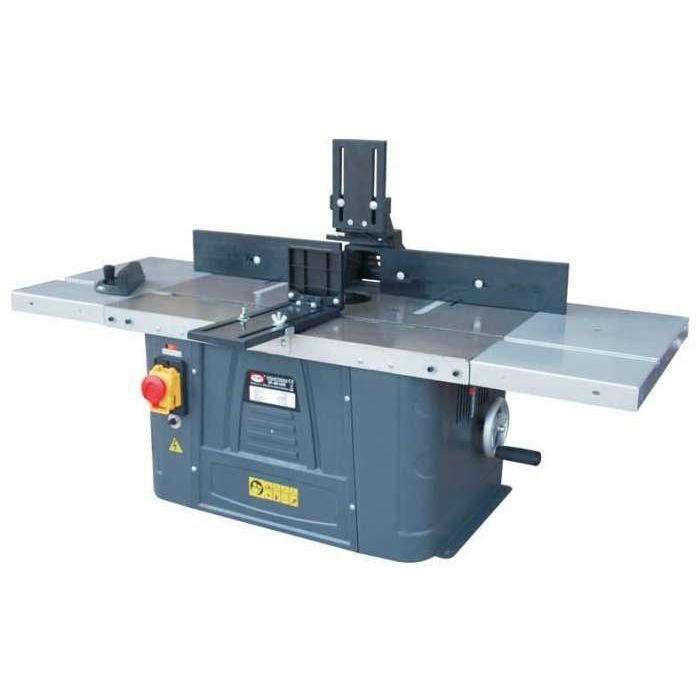 Wood milling machines
