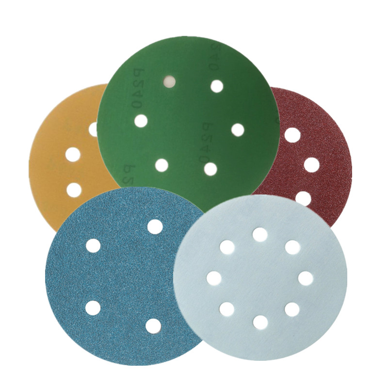 Discs with paper backing