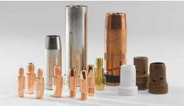 MIG Welding Torch Consumables