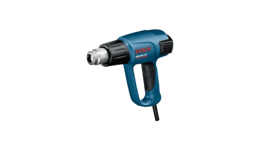 Heat guns & glue guns