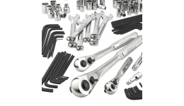 Spanners and wrenches