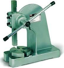 Shop presses