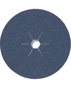 Фибровый круг 125x22 grain  24-AZ ZIRCON Klingspor
