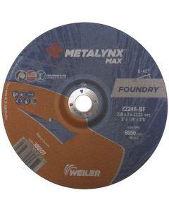Grinding disc 150x 7.0x22 ZZ24R-BF inox zirc max METALYNX 388649