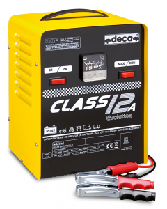 Akulaadija CLASS 12A 230V/150W  12/24V /  9A   15/140Ah  DECA