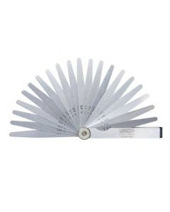 Lehtkaliiber  75 mm 0.04-1.00 mm 25 tk DIN2275 INSIZE 4601-25