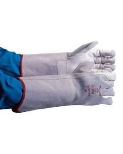 Gloves WELDING LONG BASIC+ size-10/35sm OERLIKON