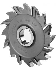 Дисковая фреза  100x10.0x27 mm z= 14 HSSE DIN885 ZPS 720373.1001027