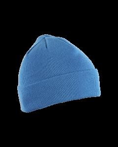 Шапка вязанная ENZ синяя HT5K471 HÖGERT