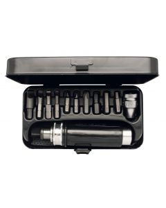 Hand Operated Impact Driver Set (6-8-10/PH2-3-4/5.5-6.5-8.0) No.3401-S12 ELORA