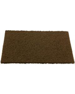 Non-woven web hand pad NPA 400 maroon