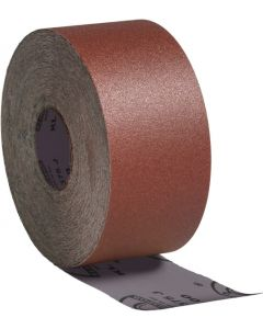 Abrasive Cloth Roll  115mm x 50m grit  80 KL 375 J Klingspor