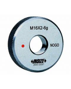 Калибр-кольцо резьбовое M 6.00x1.00 6g NOGO INSIZE 4120-6N