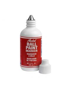 Ball paint marker  red  MARKAL 084622