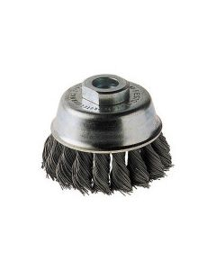 Cup brushes  65 M14x2 knotted wire 0.35 mm 0008-608131 ECO OSBORN