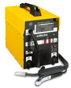 Сварочный аппарат D-MIG 235E 230V/1.50kW 35-120A (d.0.60-0.80-200mm)  DECA 241400