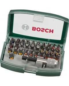 Screwdriver Bit Set 32pcs. BOSCH 2607017063