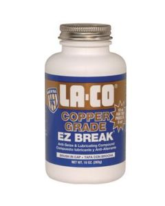 Anti-Seize Compound  EZ-BREAK COPPER  63g  copper grade (982°C) LA-CO 8930