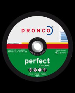 Katkaisulaikka kivi 100x3.0x16 C 24R PERFECT DRONCO 1105015100