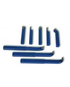 Turning tool set h=16mm  8pcs. SK16x16 PROMA 25331616