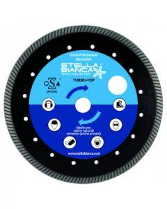 Circular saw blade  250x 2.5x 32.0 mm HSS SUPER DMo5  Z=200 STELLA BIANCA 093250PRNx2.5