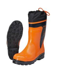 Rubber chainsaw boots Economy 45 STIHL 00008849345