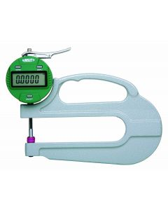 "Thickness Gage 2872-10 DIGITAL 0-10mm/0-0.4"" (0.001/0.00005"") INSIZE"