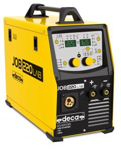 Сварочный аппарат JOB220 LAB 1x230V/10-220A (d.0.60-1.00 ) torch3m DECA 248900