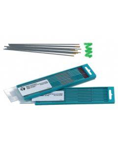Tungsten electrode 2.40-175 WP (green) TR0002-24  TRAFIMET
