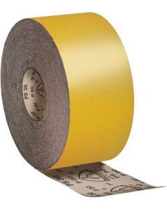 Шлифовальная бумага 115x 50m grain 120 KLINGSPOR