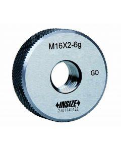 Калибр-кольцо резьбовое M 6.00x1.00 6g GO INSIZE 4120-6
