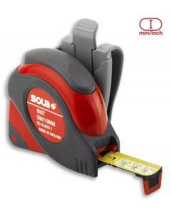 Measuring tape   8.0 m/25 mm accuracy EC Class 1 BIG TM8 SOLA 50023401