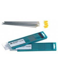 Tungsten electrode 1.00-175 WL15 (gold) TR0014-10  TRAFIMET