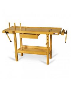 Wooden workbench PTH-1500  1390x490mm h=855mm PROMA 25069003
