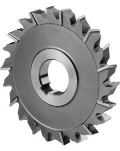 Дисковая фреза  100x 6.0x 32mm   z=20  HSSCo5  DIN885   ZPS  730275.10006