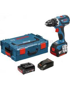 Cordless Drill/Driver GSR 14.4 V Li  4.00 Ah/14.4V L-Boxx BOSCH 060186600E