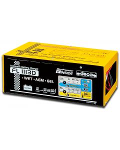FL 1113D electronic 230V/ 260W 6/12/24V   8/130Ah   DECA 319600