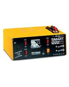 Akulaadija SMART 1222  automaatne 230V/280-480W  12-24V/ 22-20A  30/260Ah-25/200Ah DECA