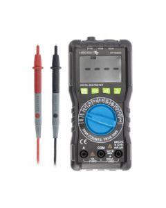 Digitaalne multimeeter ACV/DCV/ACA/DCA/R/C/f/d  HT1E600 HÖGERT