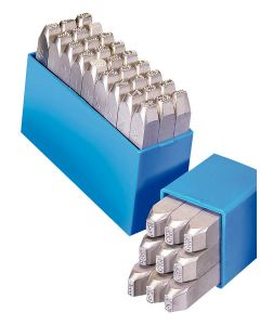 Клейма буквенные GRAVUREM-RM A-Z 10.0 mm 14410000