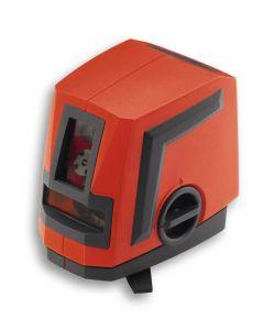 Lasernivelliir CROSSLINE r=20/80 m SOLA 71013501