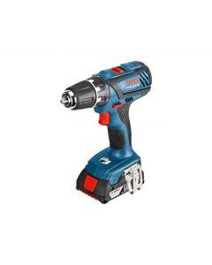 Cordless Drill/Driver GSR 18.0 V-21 2.0Ah/18.0V 2-battery BOSCH 06019H1008