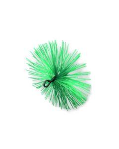 Stove brush Ø150mm/M12.0x1.75 NYLON wire 0003-890815 OSBORN
