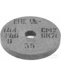 Шлифовальный круг 100x 20x 20 серый 14A 60 K/L ВАЗ