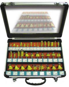 Wood Cutters set 35tk. shan Ø8.0mm PROMA 06011141