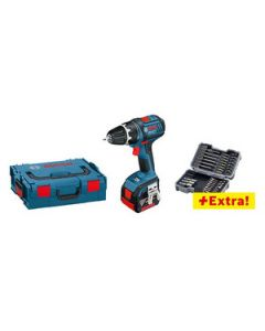 Cordless Drill/Driver GSR 14.4 V- Li  4.0Ah/14.4V L-Boxx SALE BOSCH 0615990G0M