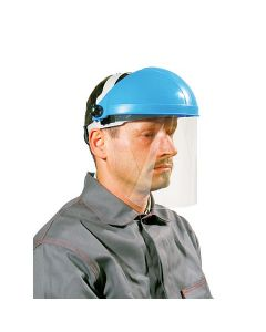 face protection visor type 1 DIN CE5