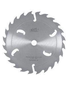 Circular saw blade 500x5.0x30 mm TCT  Z=22+2+2+2   94.1 FZ-MASSIVE   PILANA