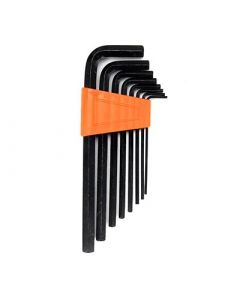 "Ball hex key set  5/64-3/16"" 7pcs N777CV PADRE"